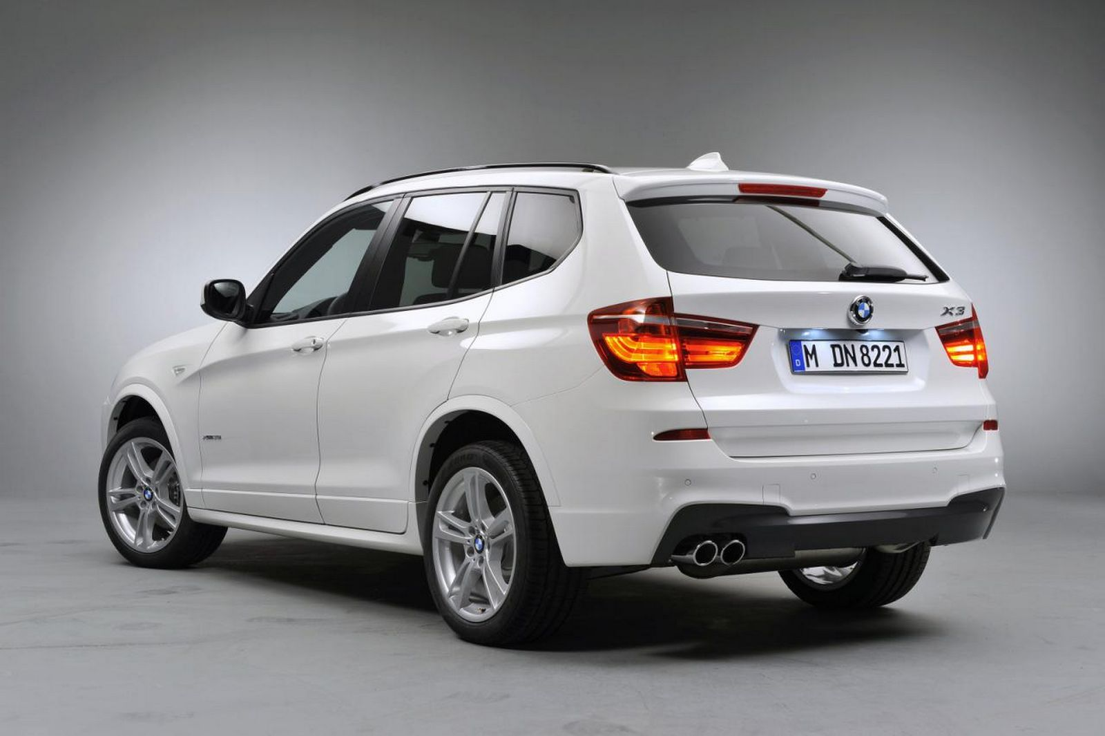 New Cars Models BMW X M Sport Package Enhances The Compact SUV - Bmw 2011 models
