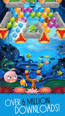 Angry Birds POP Bubble Shooter Mod Apk v2.6.0-screenshot-4