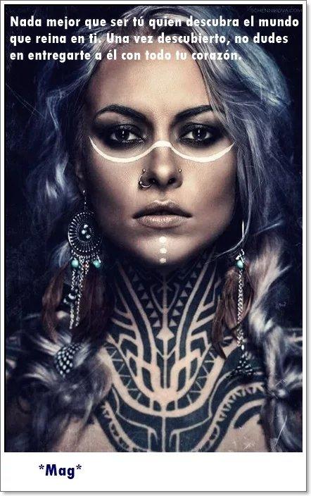 Soul and Body. Alma y Cuerpo de Gin