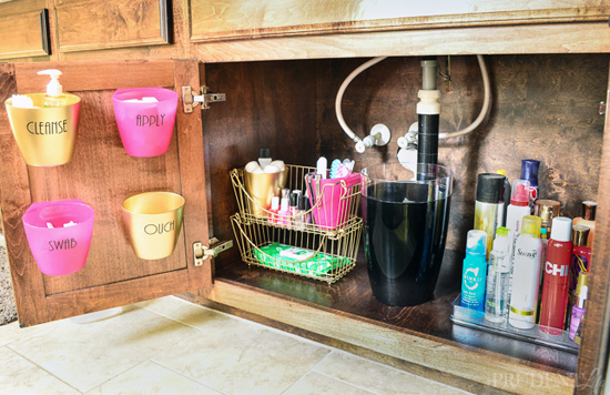 iheart organizing march monthly organizing challenge small bathroom storage solutions that are absolutely