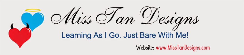 Miss Tan Designs Blog (Hobby to Business)