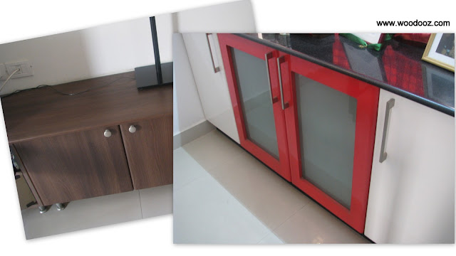 Laminates for wardrobes and cabinets