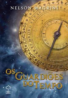 ficção cientifica, ficção espacial, literatura brasileira, literatura infanto-juvenil, viagem no tempo, os guardiões do tempo