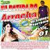 CD NA BATIDA DO ARROCHA VOL 01 - 2014 - DJ SIDNEY FERREIRA