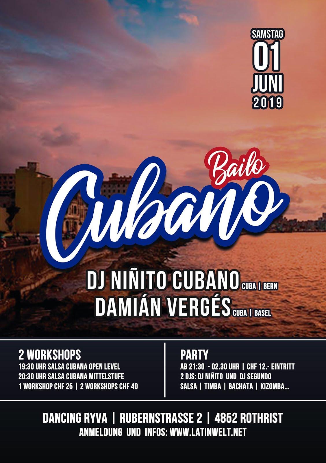 BAILO CUBANO | Rothrist