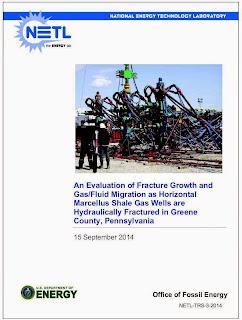 O relatório do Departamento de Energia dos EUA