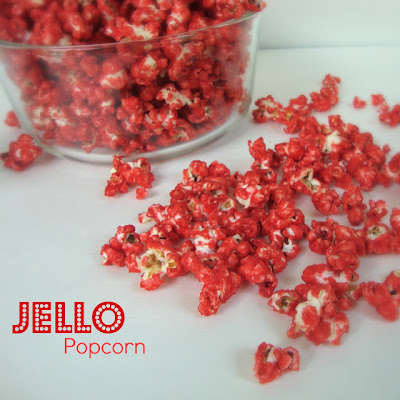 Chocolate, Chocolate & More: Jello Popcorn