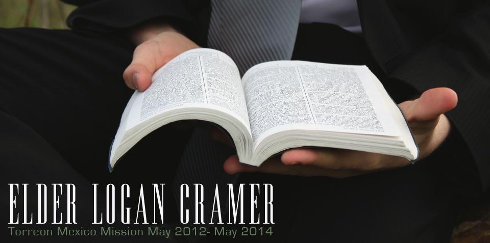 Elder Logan Cramer