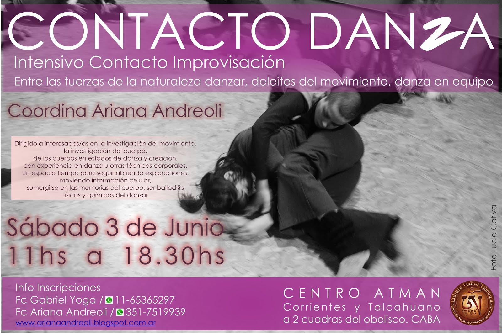 Junio 2017 Centro ATMAN BsAs