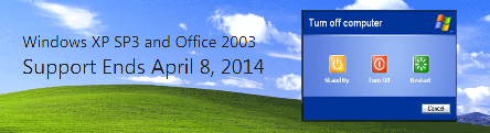 Say Goodbye to Your Windows XP Computer