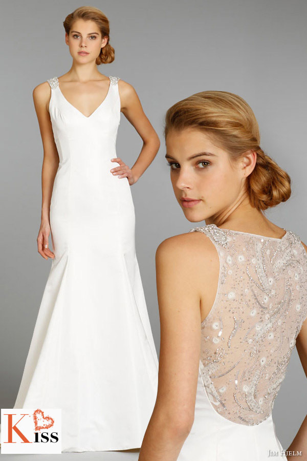 Jim Hjelm 2013 Fall Wedding Dresses Collection