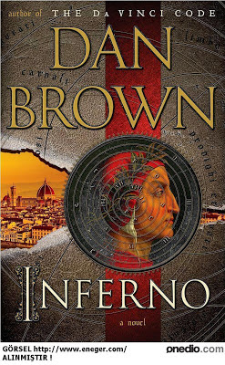 Inferno, dan brown kitap, dante