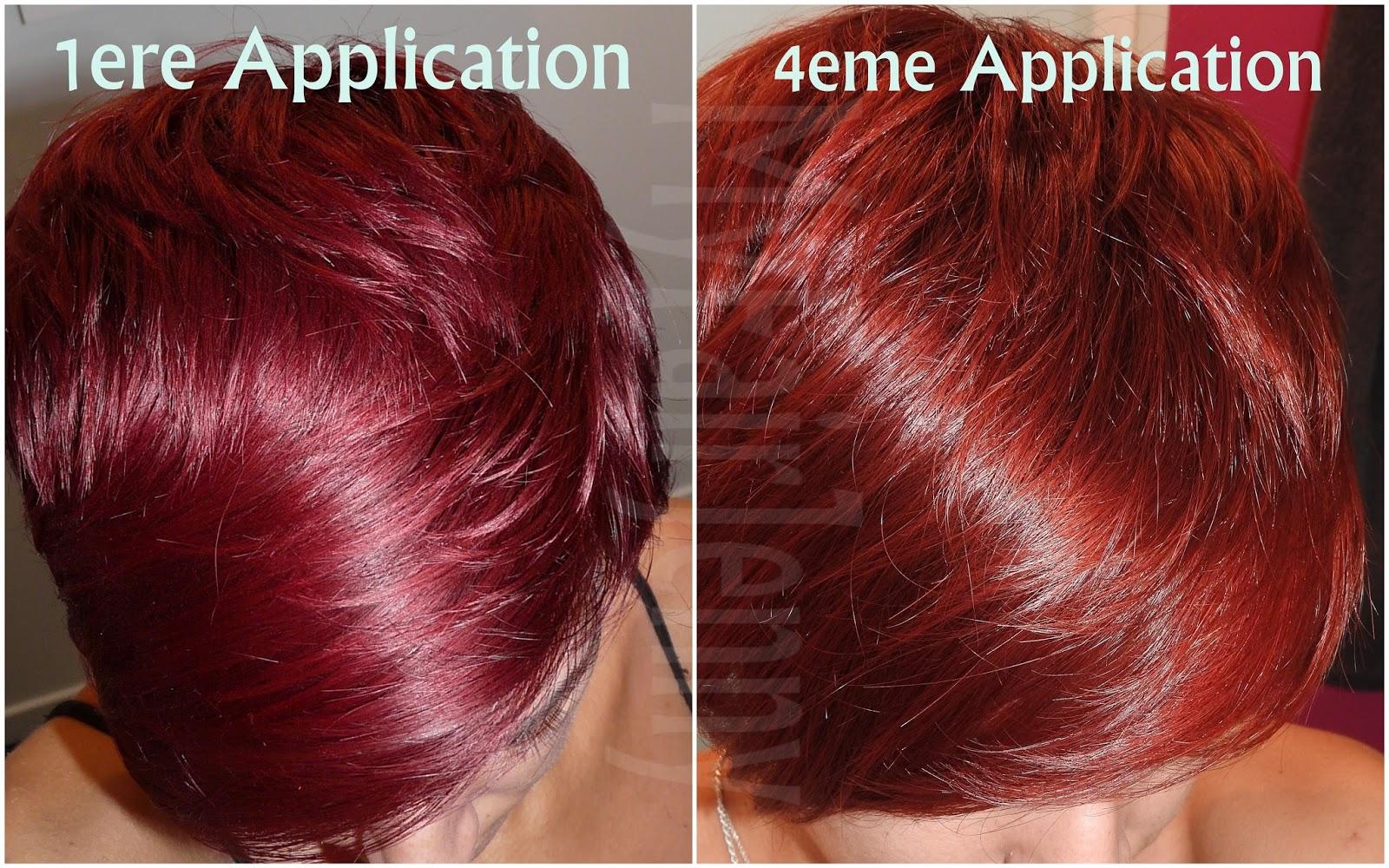 entretien du rouge le shampoing repigmentant revlonissimo 45 days - Entretien Coloration Rouge
