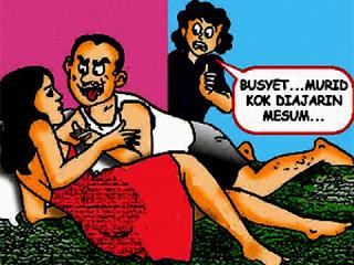 Gambar Kartun Polisi