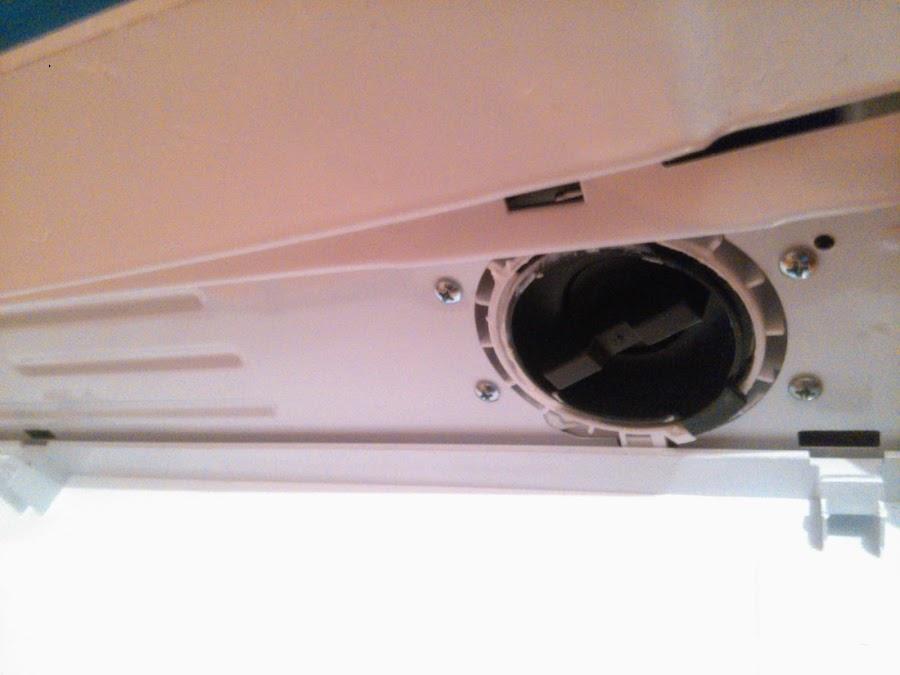 Limpiar el filtro de la lavadora mantenimiento