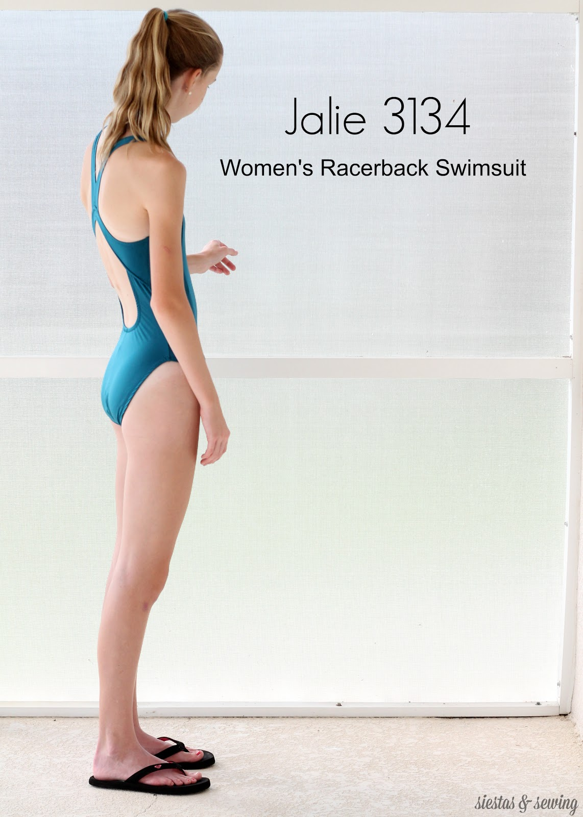 Siestas and sewing swimsuit season my oldest wanted a one piece swimsuit for her lifeguard certification class and around that time shelley made one for her daughter it was a jalie pattern jeuxipadfo Gallery