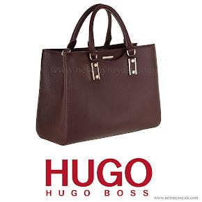 Crown Princess Mary Style HUGO BOSS Mila F-Bag