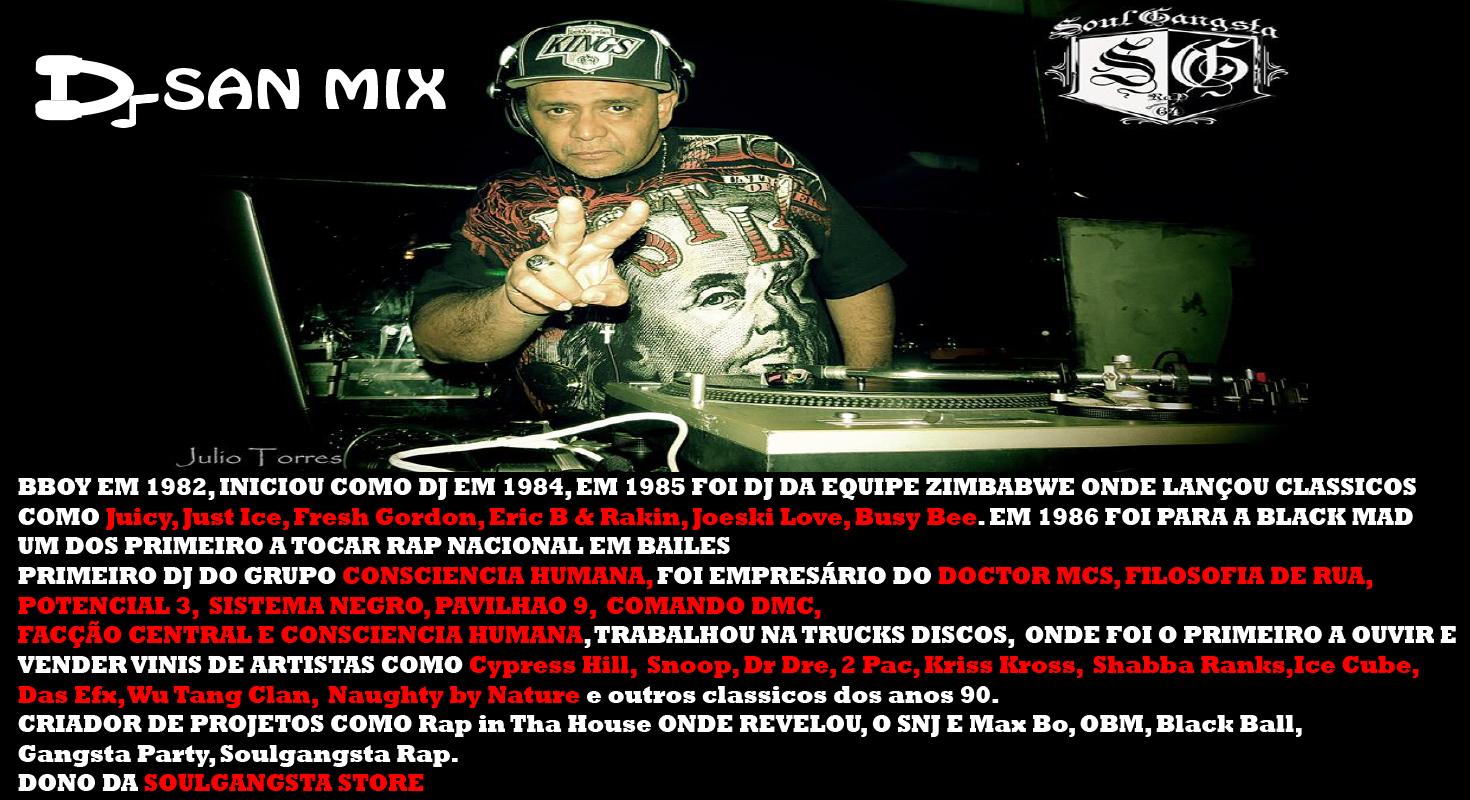 DJ SAN MIX