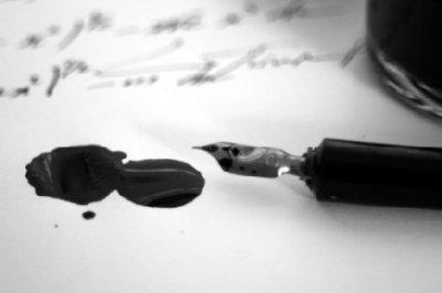 Lágrimas de Tinta