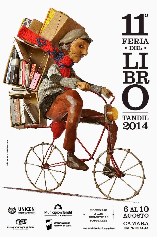 Feria del LIBRO - TANDIL 2014