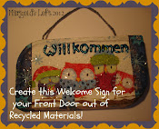 Tutorial Thursday Door Sign