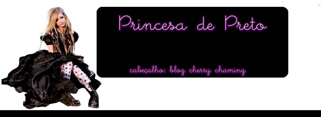 Princesa De Preto