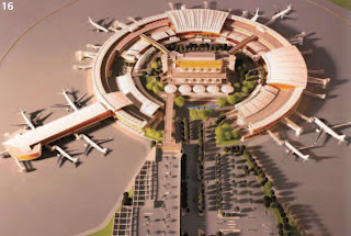 JKIA Airport Terminal 4's Overview