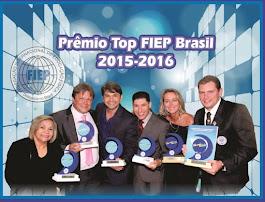 PRÊMIO TOP FIEP BRASIL 2015-2016