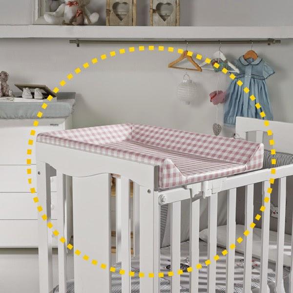 Maternidad y psicolog a mi opini n sobre cambiadores - Colchon para cambiador de bebe ...