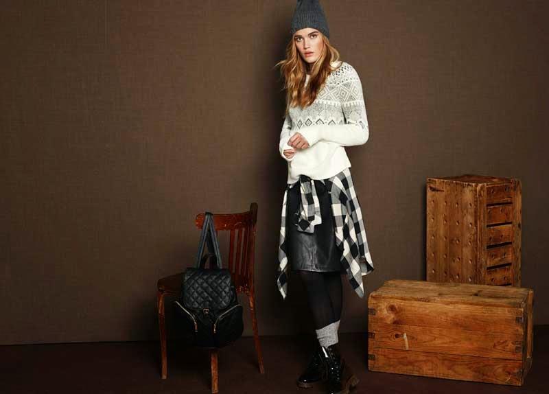 Stradivarius November 2014 Lookbook