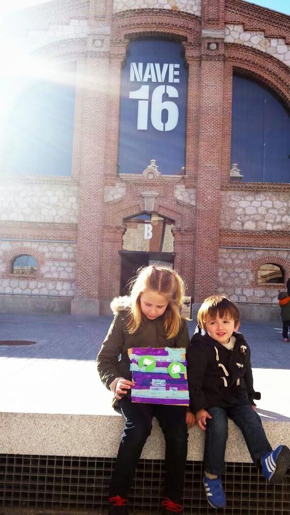 El Recicladero 2015: reciclando a Monet