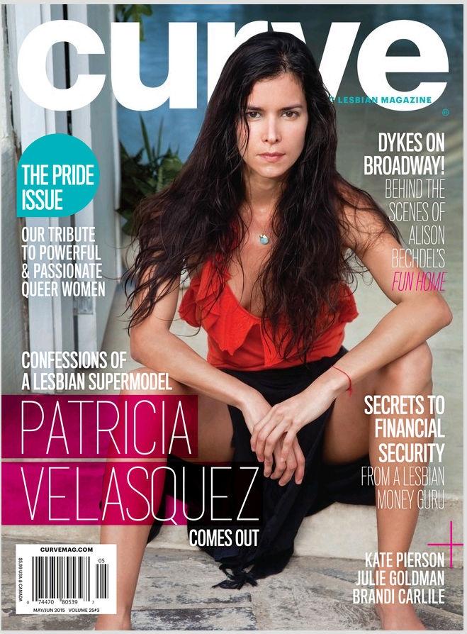 Curve lesbian magazine