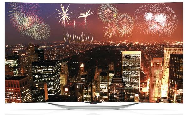 LG 55EC930T Curved OLED TV