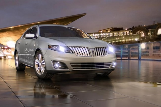 Lincoln Cars 2012 Models