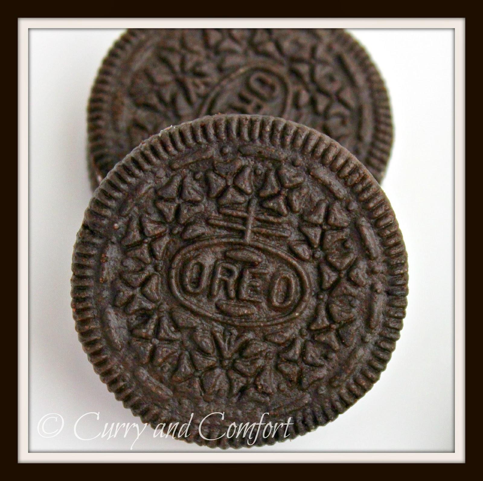 Encantador Oreo Cookie Para Colorear Embellecimiento - Enmarcado ...