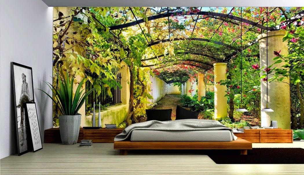 Marzua ideas para adornar paredes for Murales en 3d para salas