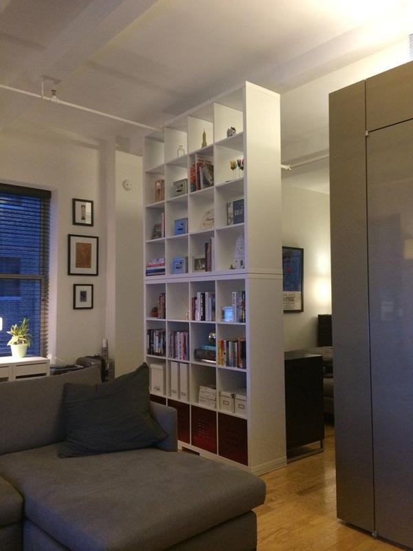 Patitolubi ruchoma cianka dzia owa for Small room partitions