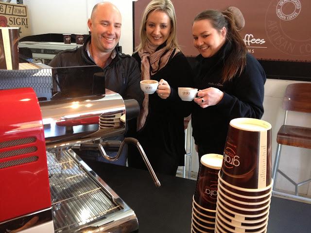 Grata Espresso and Barista Championships