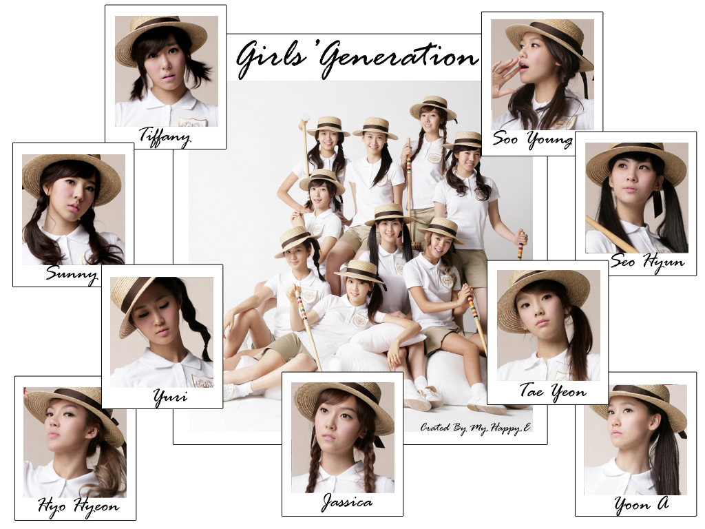 Explore: Snsd picture in 2011 !!!