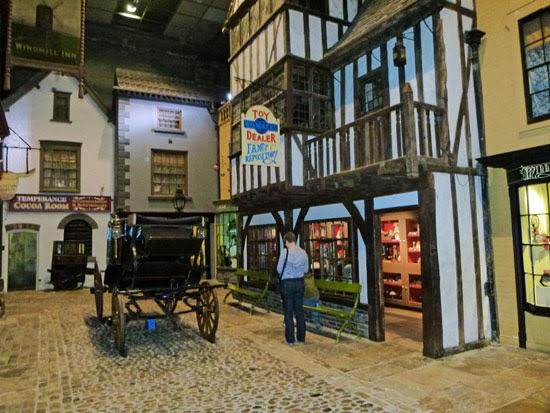 Castle Museum, visit York, John Kirk, Kirkgate
