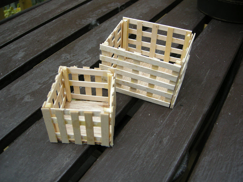 how to build a building out of popsicle sticks