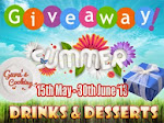 Gurus Cooking - Giveaway - Summer