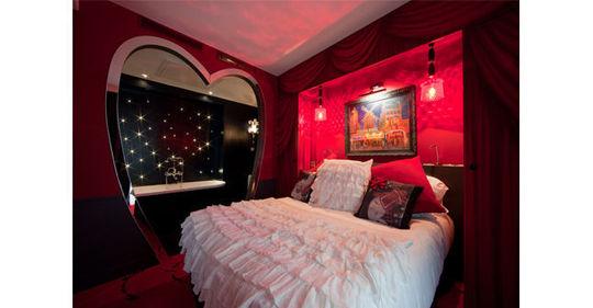 Idée Deco Chambre St Valentin Ralisscom - Romantiques idees de decoration de chambre pour saint valentin