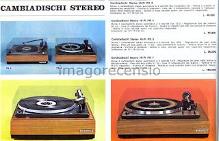 Imago recensio catalogo grundig 1969 70 il top della for Sinonimo di tecnologia