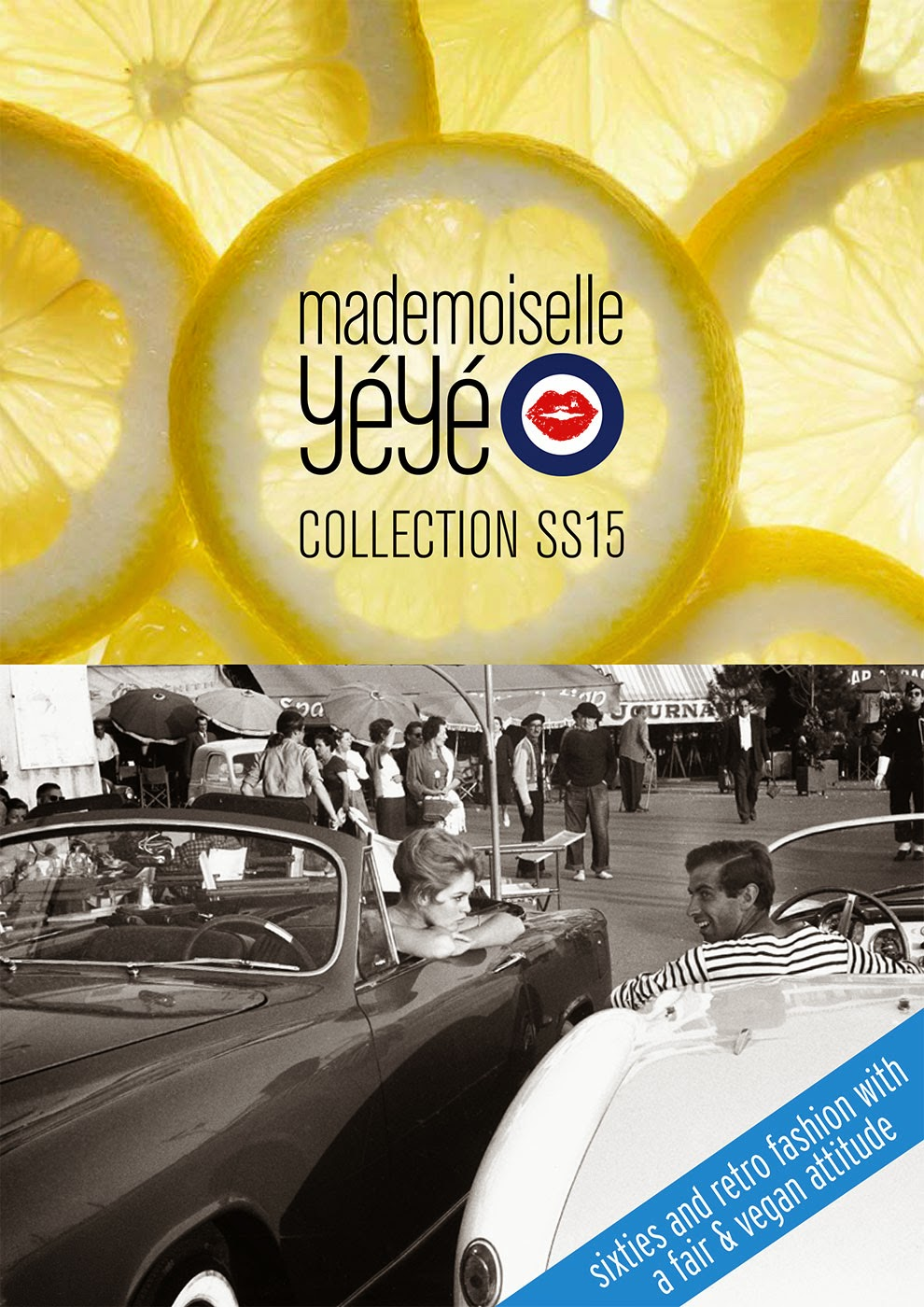 Preview: Mademoiselle Yéyé Spring 2015 collection