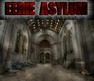 Eerie Asylum walkthrough.