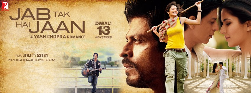 covers of jab tak hai jaan and ...