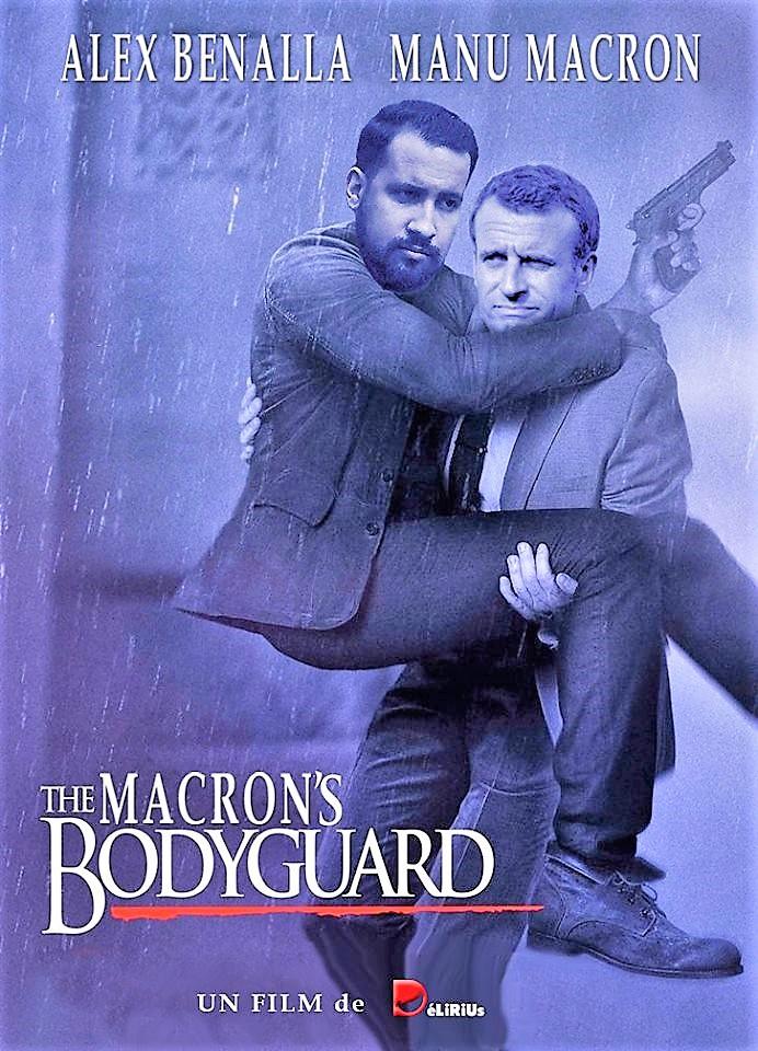 Au ciné cette semaine: Macron's Bodyguard