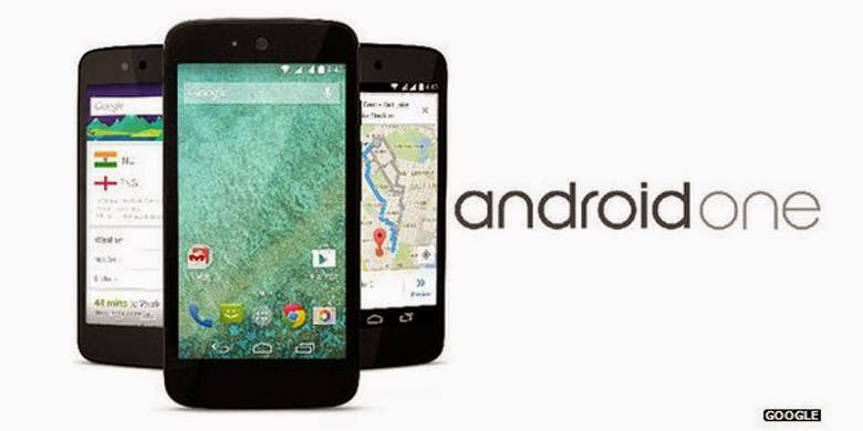Desember, Android One Dipasarkan di Indonesia