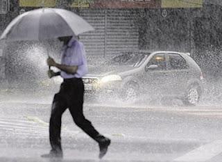 Aesa registra chuvas em pelo menos 104 municípios; previsão é de mais chuvas